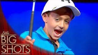 Australia's Next Top Golf Star! 🏌️♂️⛳️ | Little Big Shots