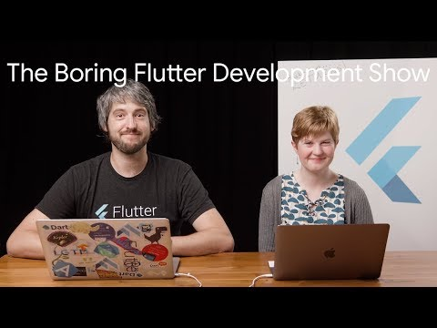 Publishing a Flutter App to the Play Store (The Boring Flutter Development Show, Ep. 8.4)