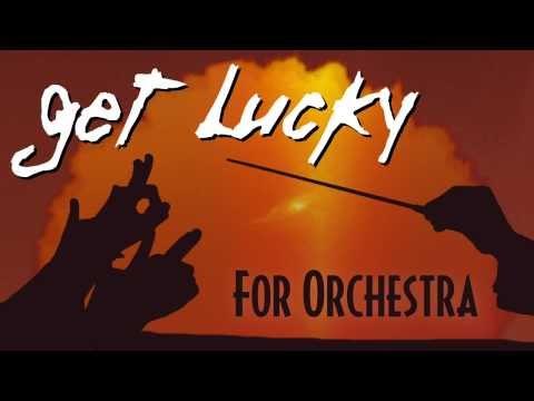 Daft Punk 'Get Lucky' Scherzo Trio (For Orchestra) By Walt Ribeiro