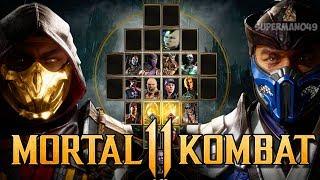 Mortal Kombat 11: ALL NEW Characters Revealed in Mortal Kombat 11 So Far! (MK11 Roster Talk)