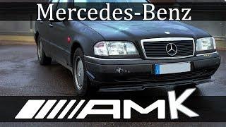 E36 Spoiler am Mercedes | E36 TAZ