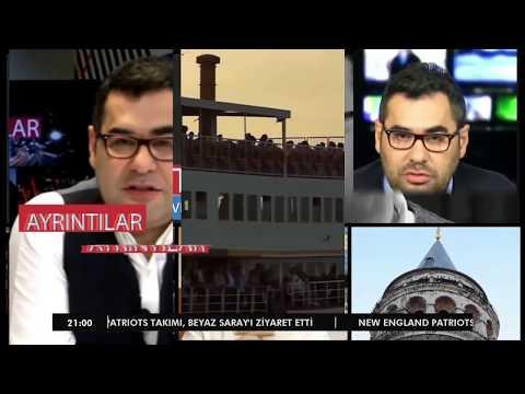 Ayrıntılar - Enver Aysever (27 Nisan 2017) | Tele1 TV