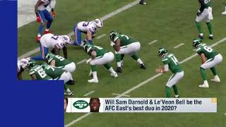 NFL Network's Peter Schrager Anticipates A Big Year From QB Sam Darnold | New York Jets | NFL