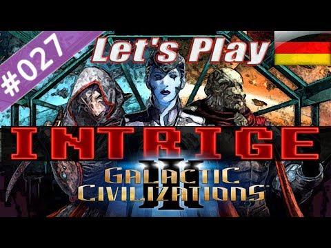 Intrigue DLC(#027)(Galactic Civilizations 3 GalCiv3 Expansion)[deutsch|german|gameplay] |