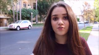 Madison Pettis for National Teen Driver Safety Week