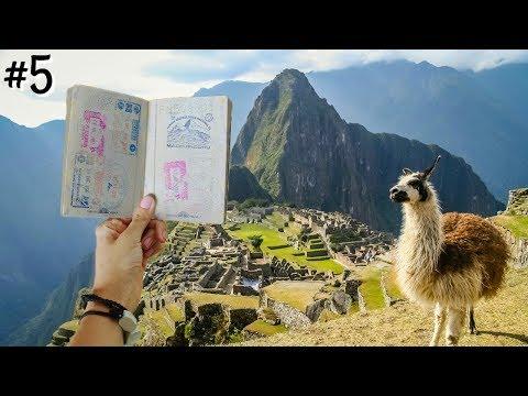 JORNADA ATÉ MACHU PICCHU! - PERU, VÍDEO 5 (Débora Aladim)