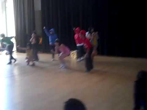 Ohlone Theater Festival 2010- Super Mario