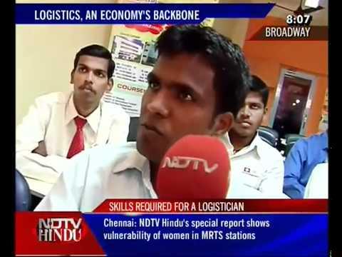 INDIAN INSTITUTE OF LOGISTICS NDTV HINDU