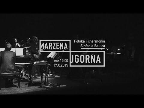 Marzena Ugorna – Blues Symfonicznie – Fragmenty z koncertu symfonicznego. Słupsk 2015