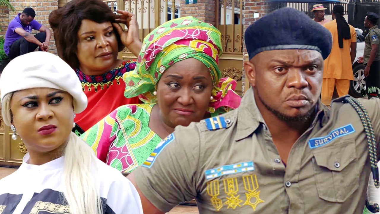 Download How My Mother Made Me Her Gate Man Season 5&6 - Ken Eric 2019 Latest Nigerian Nollywood Movie