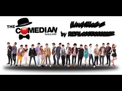The Comedian Thailand Show [Week 1]