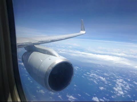 My trip to Honolulu - American 757 - Delta 767