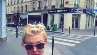 Автостопом до Гаваны - [Las Chikas] - День 17 - Париж
