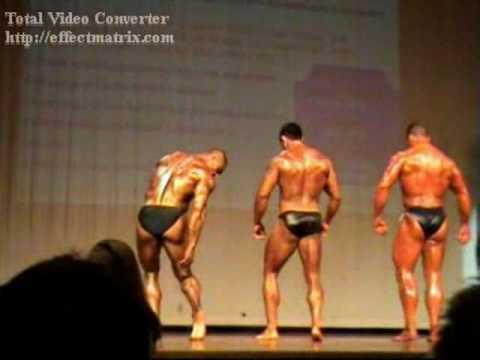 Izzy Haydar - Bodybuilding champion