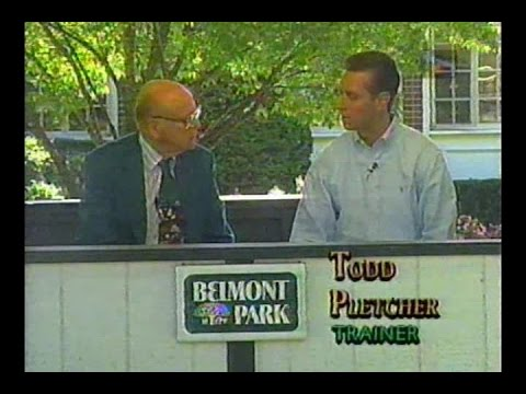 Todd Pletcher : 1996 Interview with Harvey Pack