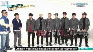 140226 BTOB no Weekly Idol (Beep Beep Era) [Legendado PT-BR]