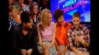 All of ADAM LAMBERT on Friday Download UK Banter + NCOE 6-29-12