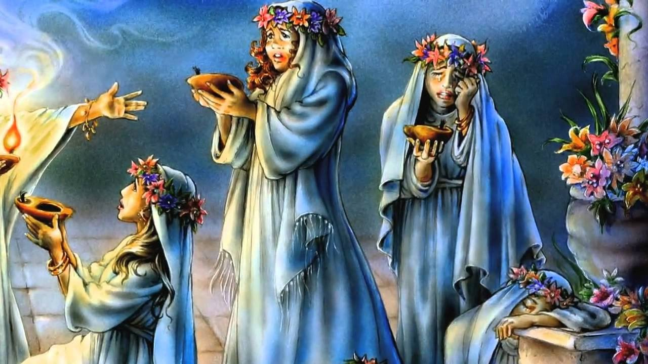 Wise And Foolish Virgins