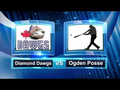 Diamond Dogs vs Ogden Posse  Last Call Slo Pitch League