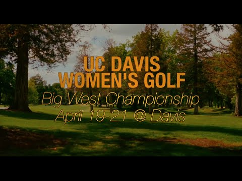 Women's Golf Big West Conference 2015