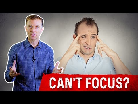 Increasing Attention Span and Focus