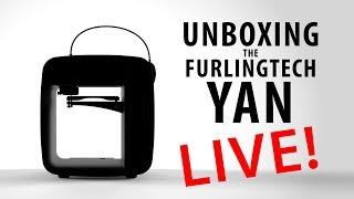 Unboxing & Setup of the Furlingtech YAN 3D Printer
