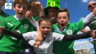 Irish Rugby TV: Turning Wembley Green