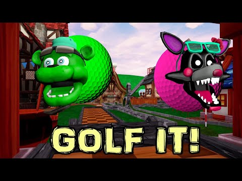 HOLE-IN-ONE or NOT?? || GOLF IT Funny Moments |