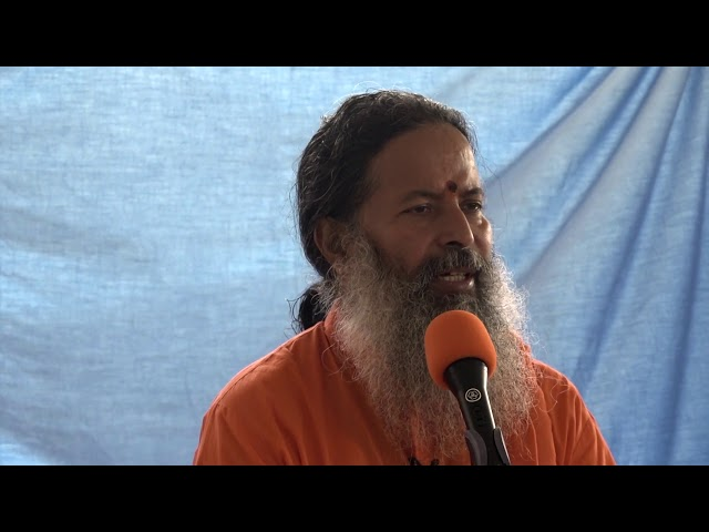 Paramahamsa Prajnananandaji's  Message on Paramahamsa Hariharanandaji's Mahasamadhi Day in 2019