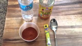 The Benefits of Cayenne Pepper and Vinegar