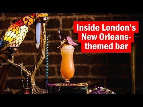 Inside London's New Orleans -themed bar | First Look | Time Out London