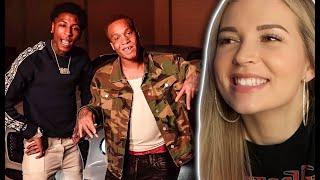 NBA MEECHYBABY & NBA YOUNGBOY - TALK MY S**T | MUSIC VIDEO REACTION