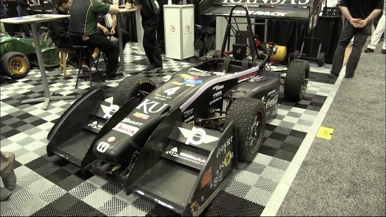 Tech Talk Secrets Revealed 75 Hp Honda Cbr600 Formula Sae Program