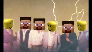 toto africa but its the roblox and minecraft sounds