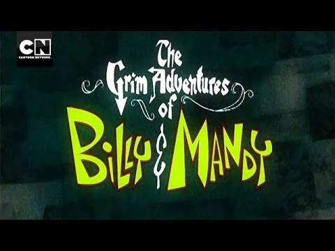 The Grim Adventures of Billy & Mandy | Theme Song | Cartoon Network