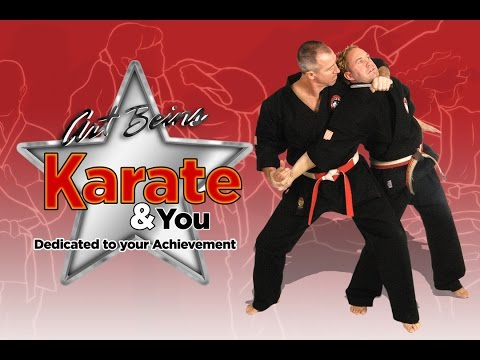 Karate & You:  Defending a Knife Attack
