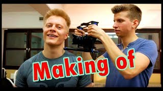 """DAS MAKING OF VON """"Desire To Be Strong Fitness Motivation"""""""