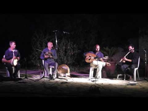 Μουσικές Παρασκευές στο Λαβύρινθο - 2/9/2016 V.Karipis, Z.Fresco, P.Frana, H.Lambrakis
