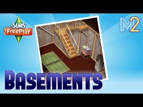 Sims FreePlay - Basement Quest (Tutorial & Walkthrough)