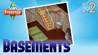 Sims Freeplay - Diy Homes 7 - Basement Quest (tutorial & Walkthrough)