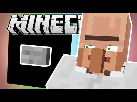 Minecraft | THE BUTTON'S BIGGEST SECRET!!