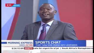 Gor Mahia League title contest, Kogalo two points away from title | Sports Chat