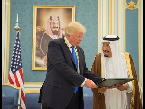 أخبار عربية | ترامب: على الدول الإسلامية أخذ زمام المبادرة بمكافحة #الإرهاب