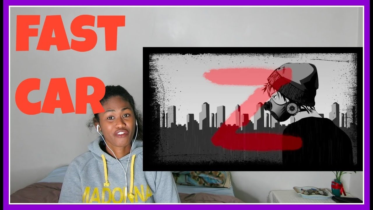 Bars And Melody Fast Car Official Lyric Video Reaction YouTube - Fast car lyric video