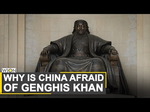 Part of campaign against ethnic Mongols | Chinese meddling halts Genghis Khan | WION News