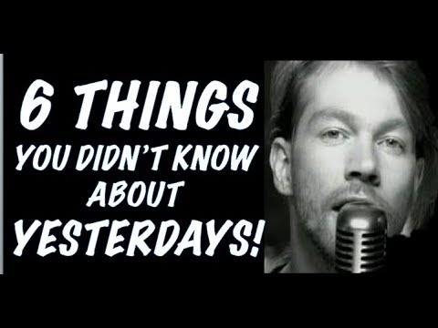 Guns N' Roses: 6 Things You Didn't Know About Yesterdays (Use Your Illusion 2)!