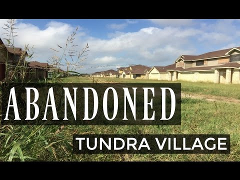 ABANDONED: Tundra Village October 2016