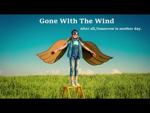 Gone With The Wind (MUSIC VIDEO)新曲のサムネイル画像