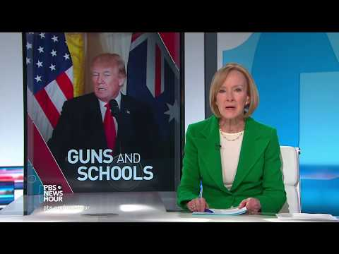 New Florida gun control proposals make notable break with NRA