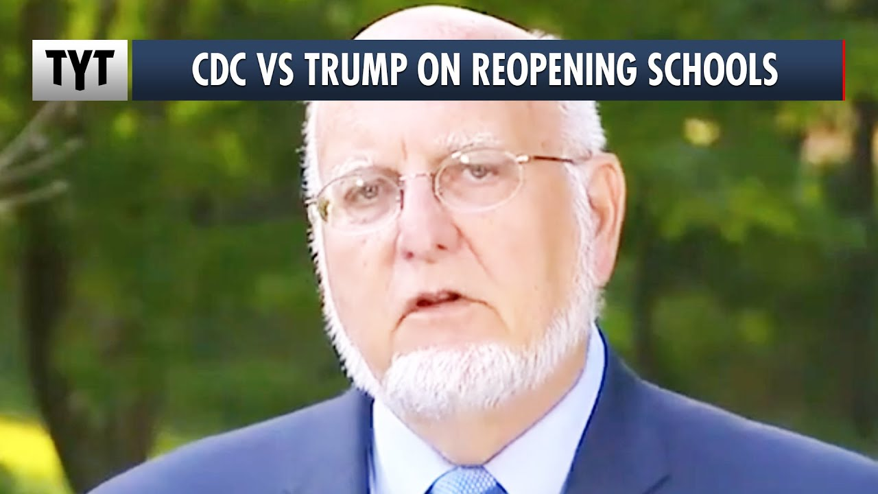 CDC to Trump: We Won't Lie For You